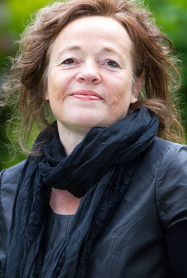 Museumsleiterin Charlotte Papendorf ist seit 1992 im Till Eulenspiegel-Museum tätig. Sie ist angestellt bei der Samtgemeinde Schöppenstedt (Trägerin des Museums).